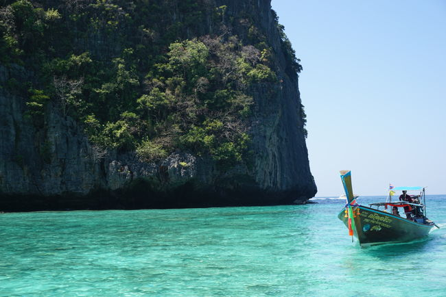 And we started our life with a breathtaking journey:: Thailand