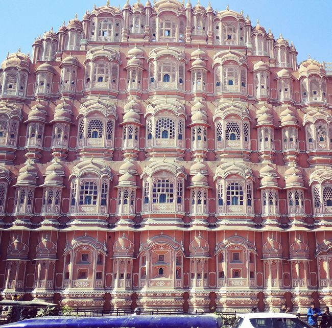 Two days in the pink city (Jaipur)