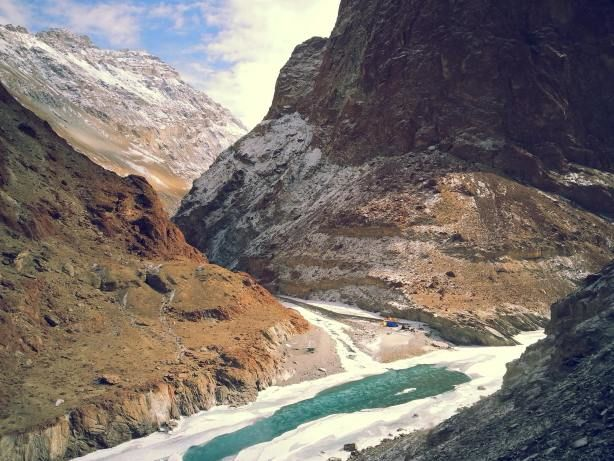 The Ultimate Chadar Trek