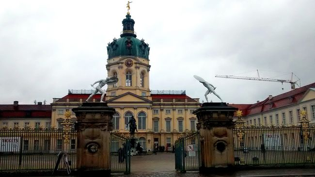 A weekend getaway to Berlin- Leipzig