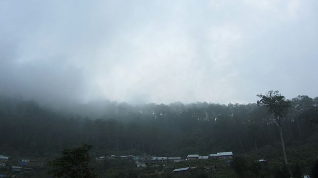 Sillary Gaon. A serene North Bengal hamlet