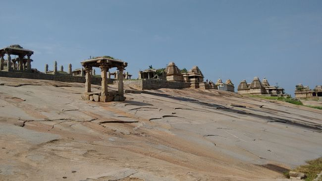 The all mesmerizing trip to Hampi