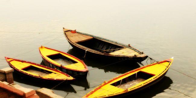 City of Saints and Sinners - Varanasi - a melting pot