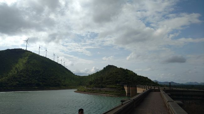 Unexplored Beauty of Karnataka: Vani Vilas Sagara Dam
