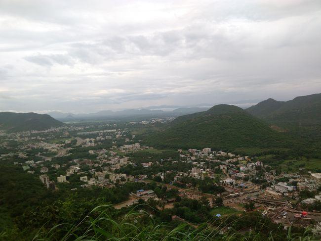 Vizag-Natural beauty of Andhra Pradesh