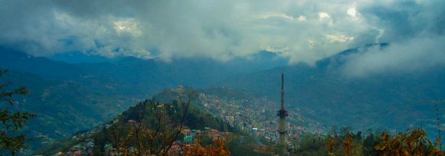 Gangtok: The City on a hill