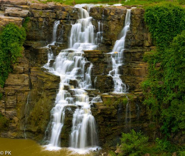 Nagarjun Sagar-Ethipothala Falls