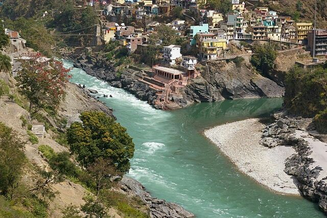 Devprayag: Time was Frozen