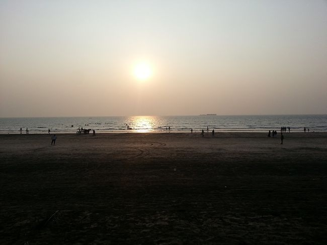 Weekend Getaway - Kashid Beach (Photo Blog)