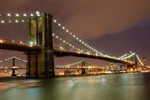 Photos of Brooklyn Bridge, New York, NY, United States 1/1 by Ruchika Makhija