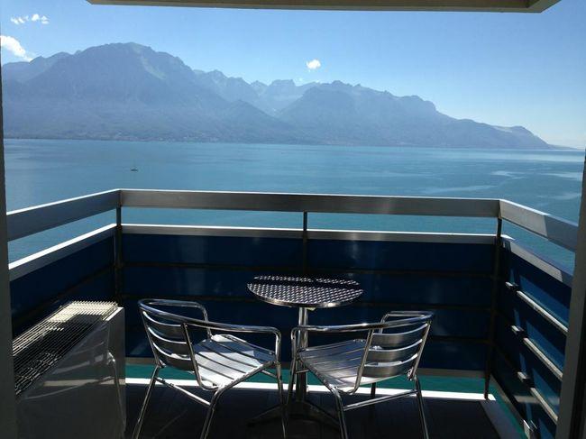 Photos of Lake Geneva, Montreux 2/6 by Ruchika Makhija