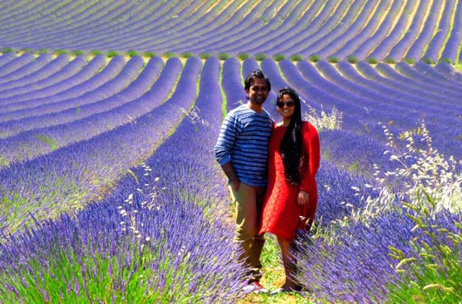 Lavender fields and the wonder villages of Gordes and Roussillon!