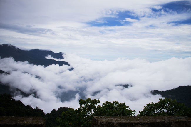 Bhutan: Head in the clouds