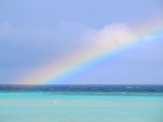 Maldives: Rains In Paradise