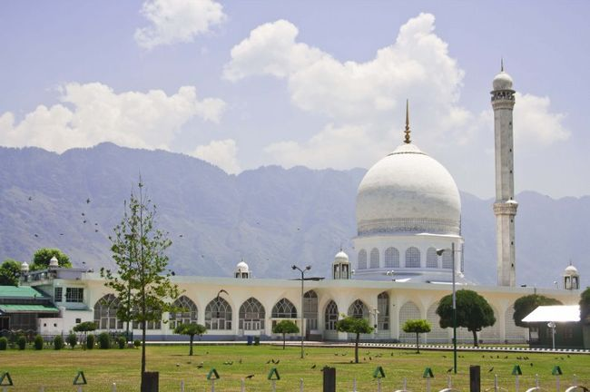 Kashmir Diary:History of Holy Relic of Prophet Muhammad, Moi-E-Muqqadas