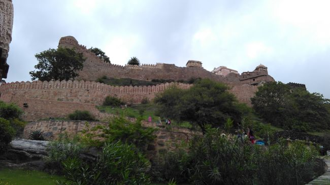 A date with Aravalli Ranges