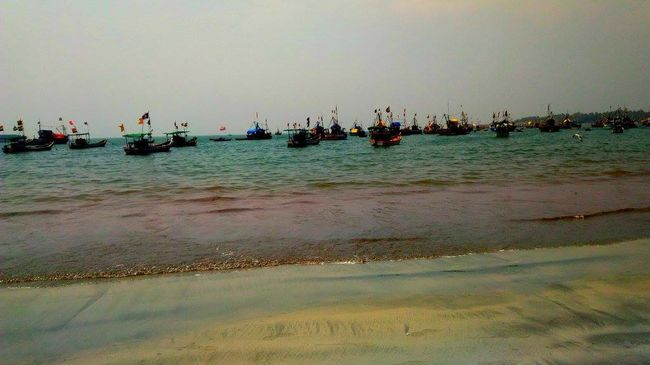 Backpacking in Malvan,Tarkarli,Sindhudurg Fort