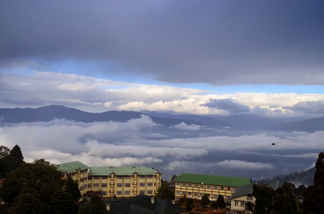 Sandakphu: A walk through misty mountains