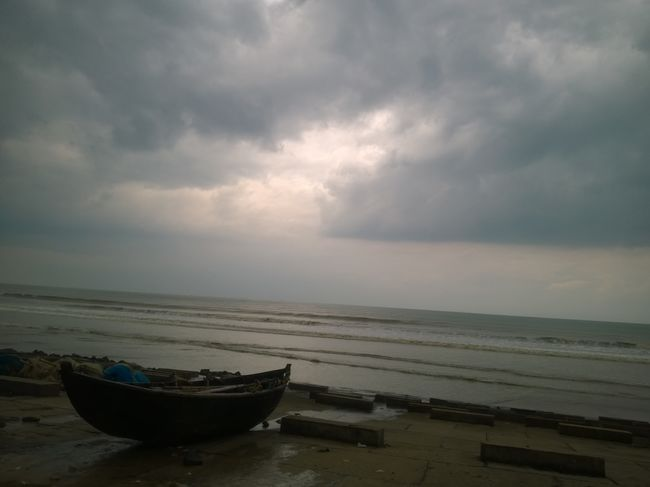A Tiny Trip to the Sea in West Bengal: Shankarpur and Digha.