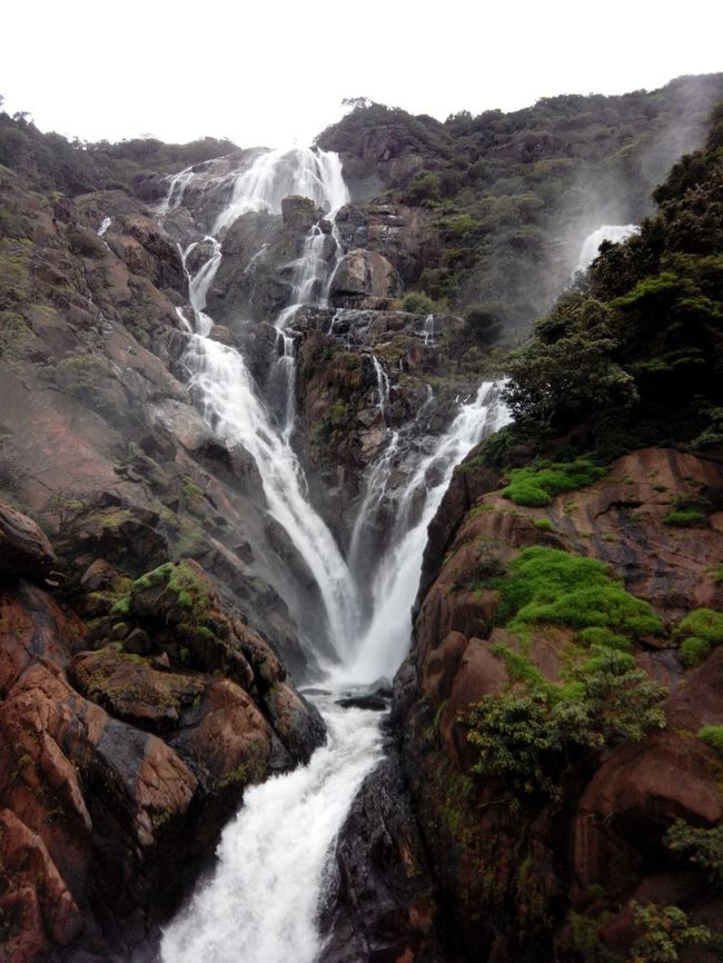 Trek to Dudhsagar