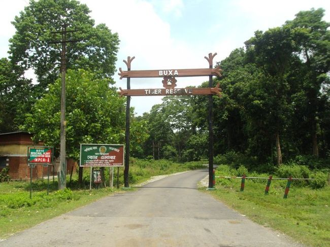 Trip to Buxa Tiger Reserve