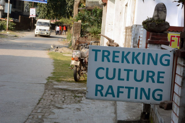 Rishikesh - From Being A Land Of Yogis To A Hub Of Tourism