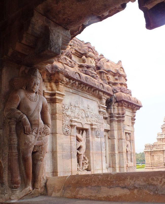 Pattadakkal - Chalukya Architecture