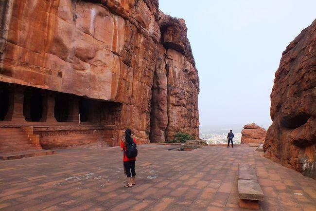 Badami of Chalukya Fame