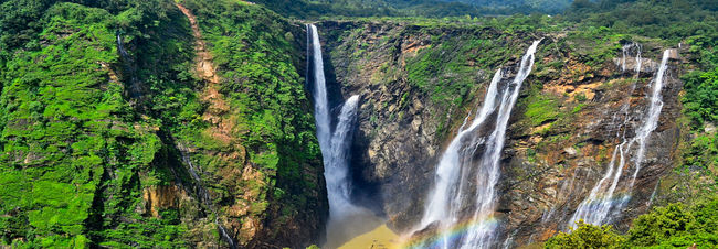 12 Jaw-Dropping Waterfalls In India That Belong To A Magical World Of Their Own!