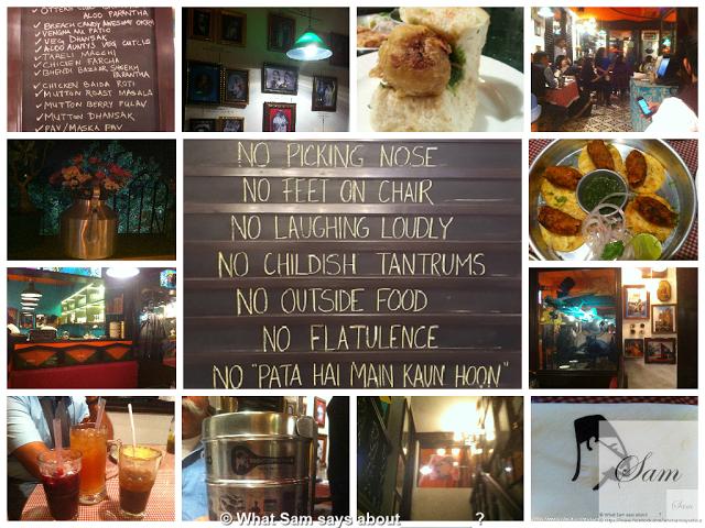 Sam's list of Top 10 Must Visit Cafe's in Delhi / NCR