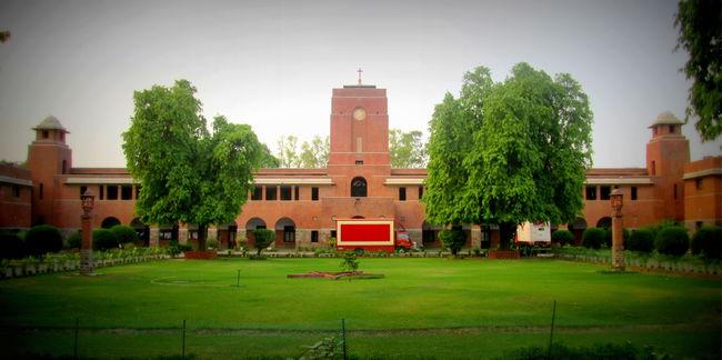 Unveiling Delhi's North Campus