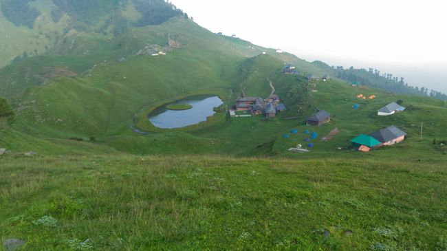 Bike Trip To Prashar lake: A hidden Gem