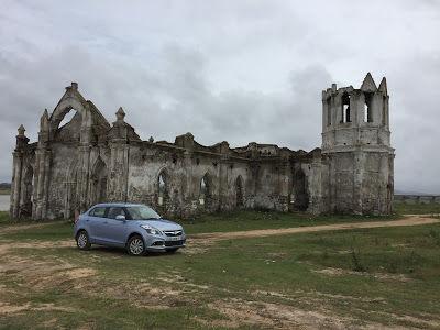 Shettihalli Church - Shravanabelagola