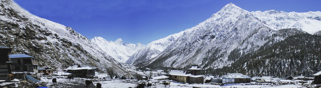 The Last Abode- Chitkul,Himachal Pradesh.