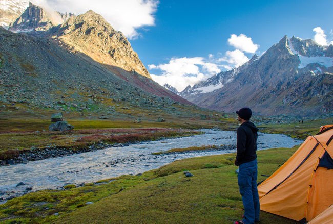 How I ended up trekking Himalayas with the help of Tripoto and IndiaHikes