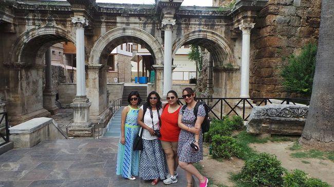 Mesmerizing Antaliya, Turkey