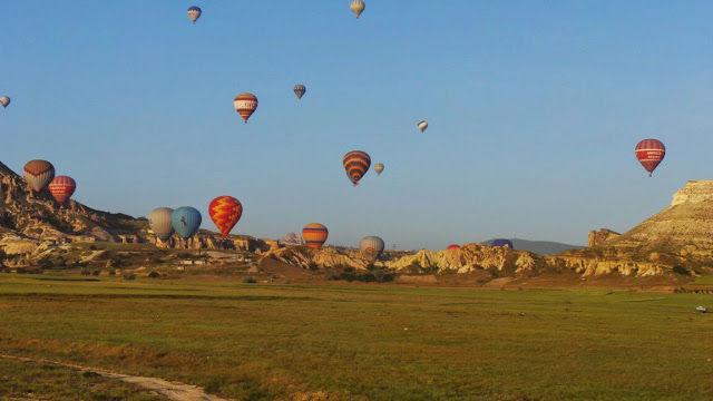 Wonderful Cappadocia