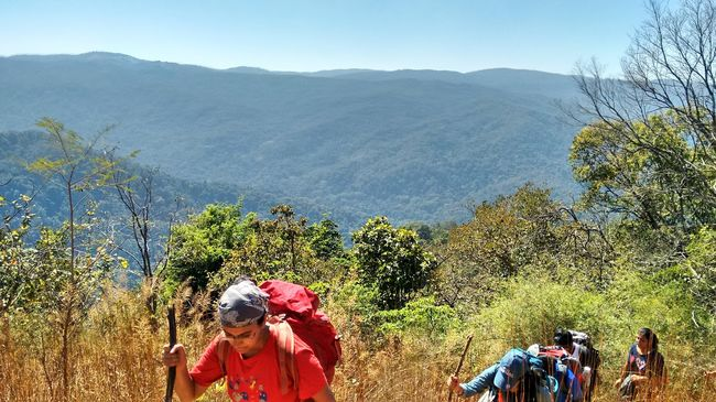 GOA Trek- December 26th to January 3rd