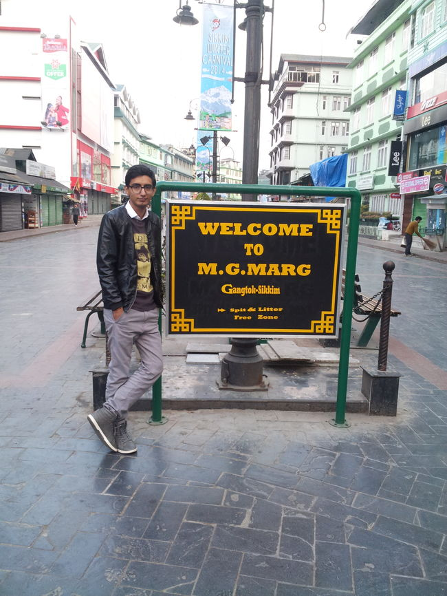 An Unforgettable Journey (Sikkim)