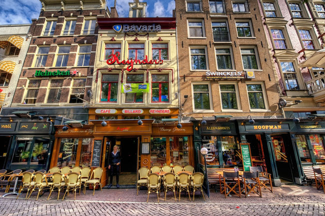 Top 5 bars in Amsterdam: something for everyone!