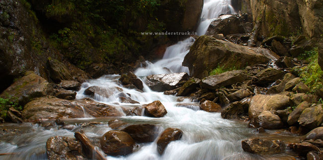 Trek to Hot Water Spring in KheerGanga - Parvati Valley