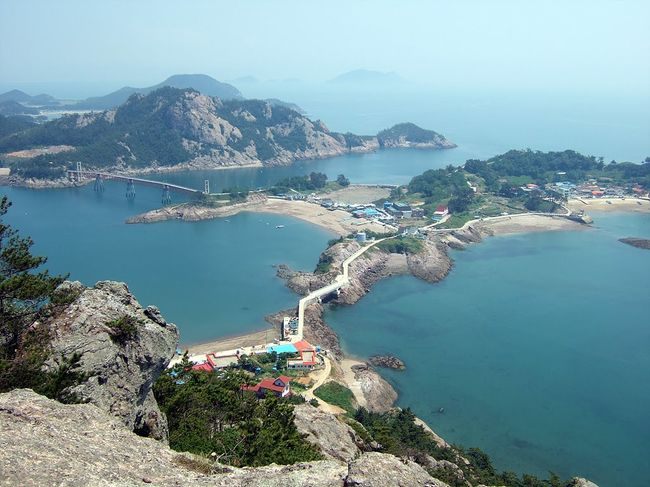 Travelling To City of Gun-san, South Korea