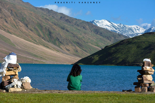 Spiti - A world within a World