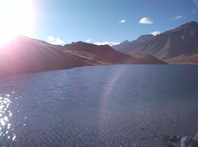 Himachal Diaries: Chandratal Lake
