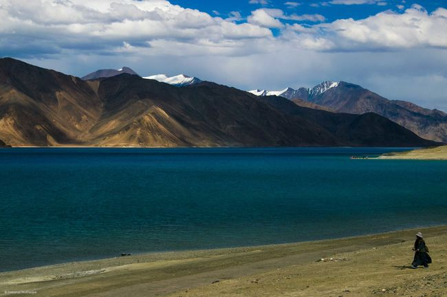 Keep Calm and Stay at least One Day at Pangong: A Complete Travel Guide for Pangong Tso, Ladakh