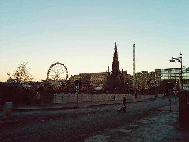 Winters in Edinburgh: Things to do