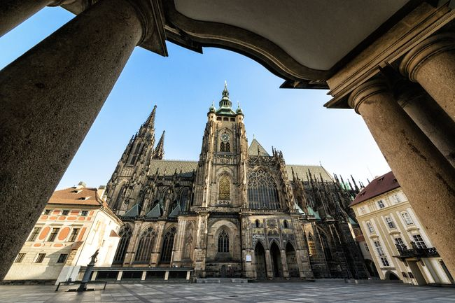 Prague: A picturesque solo travel destination you will lock in 300 seconds!