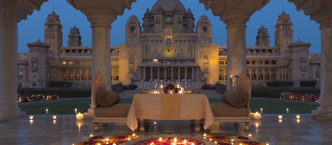 Top 15 Palace Hotels that were Home to Some of the Greatest Maharajas of India!