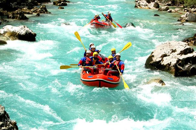 Rishikesh: The Valley Of Adventure