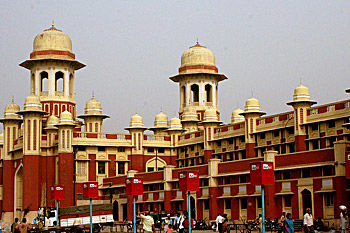Lucknow-The city of Tehzeeb